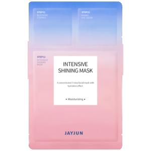3 Etapowa Maska Nawilżająca i Rozświetlająca - Intensive Shining Mask JayJun